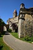 View of the VESTE COBURG CASTLE in Coburg, Germany Stock Photo
