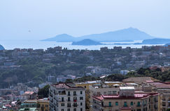 View from Vesuvius Royalty Free Stock Photos