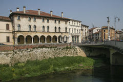 View of Vicenza Royalty Free Stock Images
