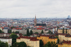 View of Vienna Stock Photo