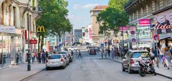 View of Vienna  - Austria Royalty Free Stock Images