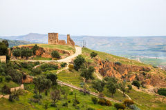 View at the viewpoint in fez Royalty Free Stock Images