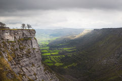 View from the viewpoint of Nervion Stock Images