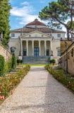 View at the Villa Capra Royalty Free Stock Photo