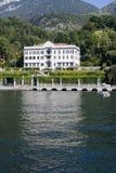 Villa Carlotta, Lake Como, Italy. View of Villa Carlotta, Lake Como, Italy stock photography
