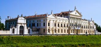 View of Villa Pisani Stock Photos