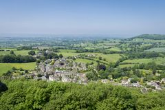 North Nibley, Gloucestershire, UK Royalty Free Stock Photo