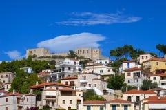 Paralio Astros at Peloponnese, Greece. Royalty Free Stock Photos