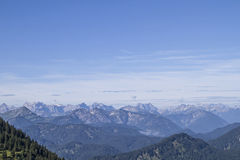 View from Wallberg Stock Photo