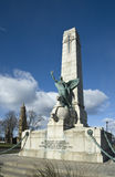 Greenock War Memorial Stock Images