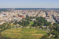 View on Washington stock image