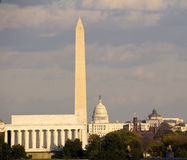 View of Washington DC Stock Photos