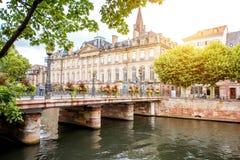 Strasbourg city in France Stock Image