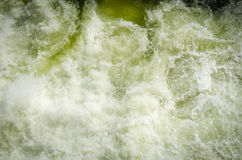 View of water power Royalty Free Stock Photography