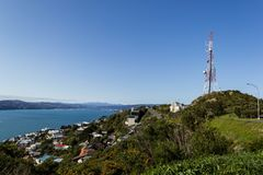 Mount Victoria Lookout Royalty Free Stock Images