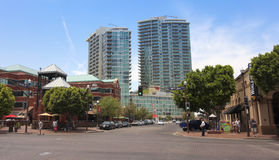A View of the West Sixth Apartments, Tempe Stock Images