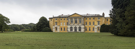 View of  West Wycombe Park Royalty Free Stock Photography