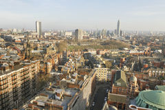 View from Westminster Cathedral. Royalty Free Stock Photo