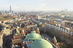 View from Westminster Cathedral. Royalty Free Stock Image