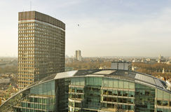View from Westminster Cathedral. Royalty Free Stock Photography