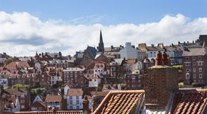 View of Whitby England Royalty Free Stock Image