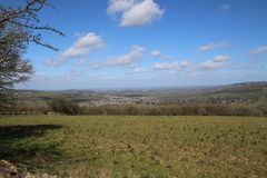 View of Winchcombe Royalty Free Stock Image