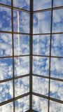 Windows from below Royalty Free Stock Photography