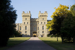 View of Windsor Castle Stock Image