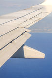 View of a wing Royalty Free Stock Images