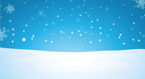 The view of Winter Stock Photos