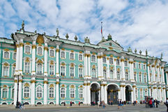View Winter Palace Royalty Free Stock Image