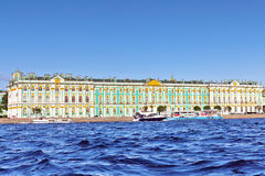 View Winter Palace  in  St Petersburg Stock Photos