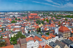 View on wismar Royalty Free Stock Images