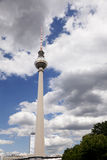Berlin Television Tower (Fernsehturm) Royalty Free Stock Image