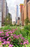 View of World Trade Center Royalty Free Stock Photography