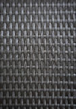 View  of wovenwork from artificial rattan strips. Stock Photo