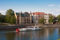 View of Wroclaw Royalty Free Stock Images
