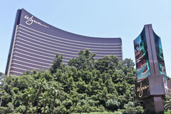 A View of the Wynn, Las vegas Stock Photos
