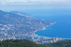 View of Yalta Royalty Free Stock Images
