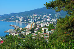 View of Yalta 2 Stock Images