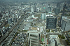 View of Yokohama Royalty Free Stock Photo