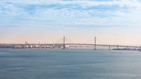 View of Yokohama bay Stock Photos