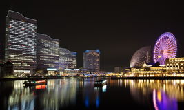 View of yokohama Stock Photography