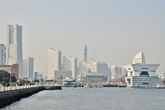 View of Yokohama Stock Photo