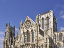 View of York Minster Royalty Free Stock Photography