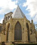 A View of the York Minster Chapter House Royalty Free Stock Photography