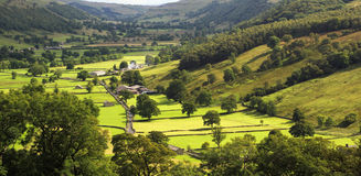 View of the Yorkshire Dales, England Stock Photos