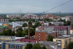 View of Yoshkar-Ola Royalty Free Stock Photo