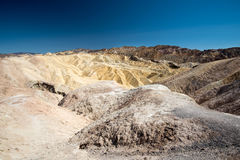 View from Zabriskie Point Royalty Free Stock Photography