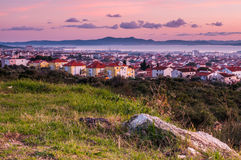 View on Zadar Stock Image